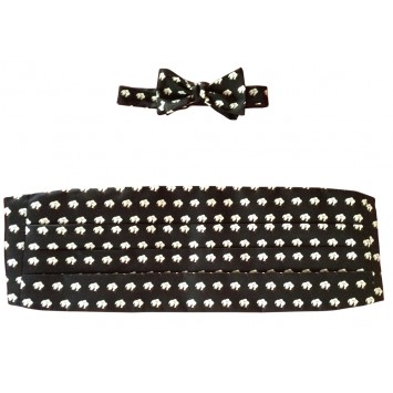 Cotton Pickin' Cummerbund Set